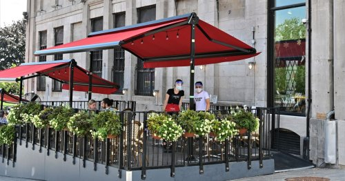 Montreal Restaurant Terrasses Allowed to Open on May 28, Dining Rooms on May 31