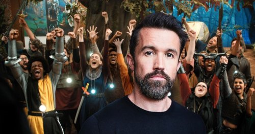 Mythic Quest's Rob McElhenney takes his a-holes seriously