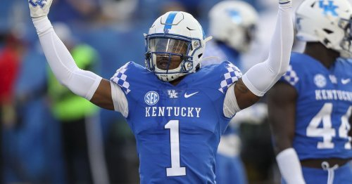 Could Kelvin Joseph be a DB diamond in the rough for the Steelers?
