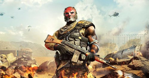 Call of Duty: Warzone and Black Ops Cold War season 4 roadmap is full of new weapons