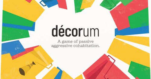 Décorum board game is one part Diplomacy, two parts visit to Ikea