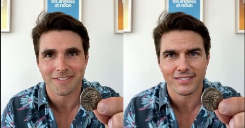 Tom Cruise deepfake creator says public shouldn't be worried about 'one-click fakes'