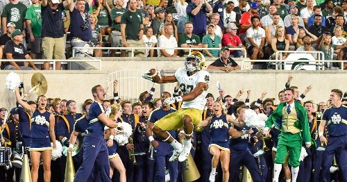 """Fri-YAY Listicle: Top 10 """"Diamonds in the Rough"""" of the Brian Kelly Era"""
