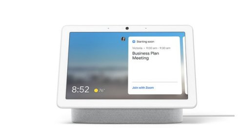 Zoom is coming to Google Nest, Amazon Echo, and Facebook Portal smart displays