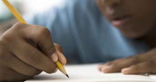 When teaching children how to write, we must also show them why to write