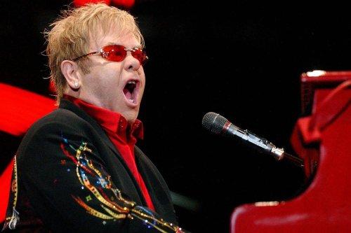 Elton John's greatest songs about Syracuse Orange athletics