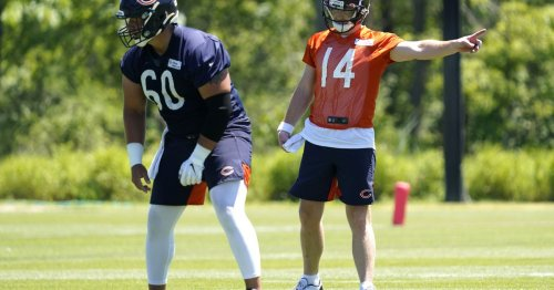 Bears offseason review: Justin Fields, Andy Dalton, Allen Robinson and more