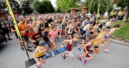 Results and photo gallery: Deseret News 5K
