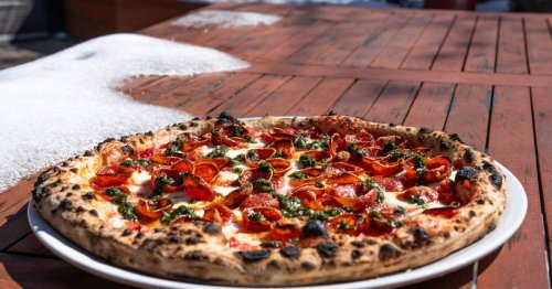 Dallas Pizza Chain Cane Rosso Plots New Outpost With a Massive Outdoor Dining Setup
