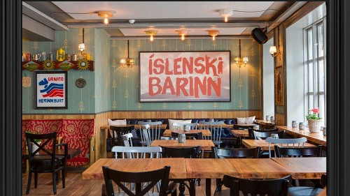 Where to Drink in Reykjavik, Mapped