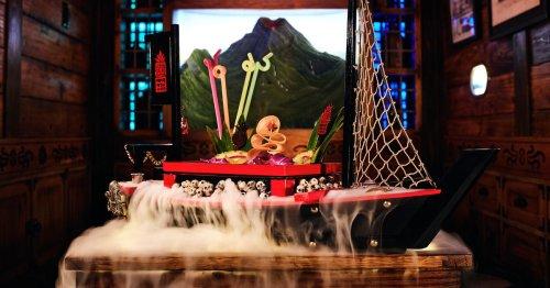 Long-Awaited Tiki Bar From Tatsu-Ya Finally Sets Opening Date