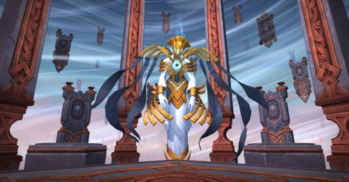 World of Warcraft fans are tired of Shadowlands' anima grind