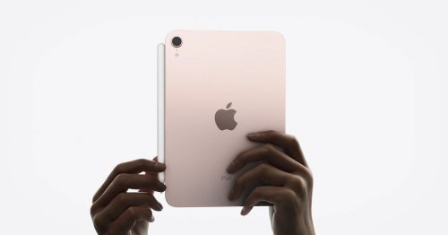 All-new iPad Mini announced with 5G, USB-C, and larger 8.3-inch display