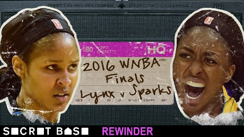 2016 WNBA Finals last second finish gets a deep rewind
