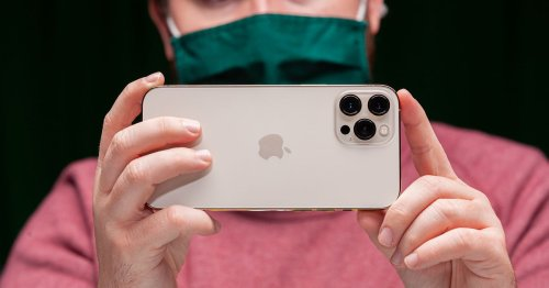 iOS 14.3 turns the iPhone 12 Pro and Pro Max into even better cameras