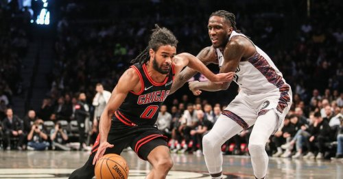 Bulls' Coby White feels he's a point guard with the best yet to come