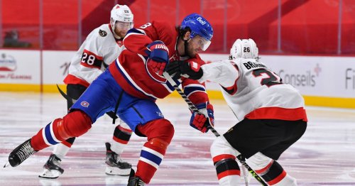 Canadiens vs. Senators game recap: 'We're all in this together, and we'll get out of it together'