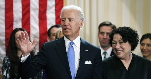 How Biden can claw back Trump's influence on the courts