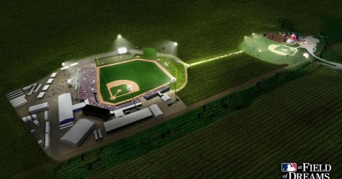 MLB says 'Field of Dreams' game in Iowa is still on