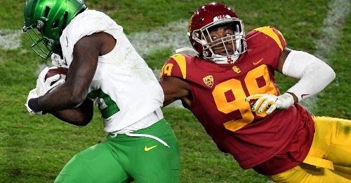 Slovis, Jackson among top picks in CBS Sports' 2022 NFL mock draft
