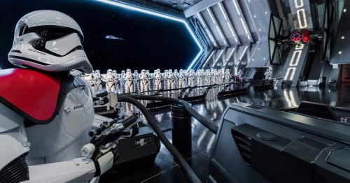 Is Disney Parks adding real lightsabers to Star Wars Galaxy's Edge?