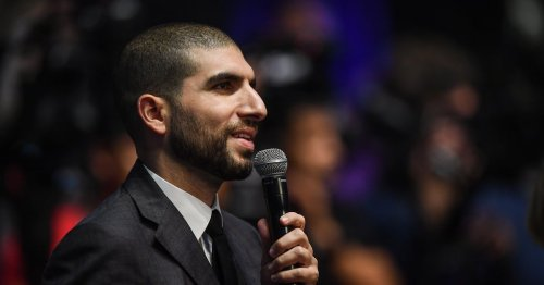 Could Dana White cost Ariel Helwani his reported near $500K ESPN salary?