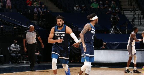Dane Moore NBA Podcast: 5 Wins, 4 Losses When Both KAT + DLo Play