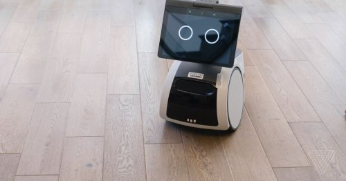 Say hello to Astro, Alexa on wheels