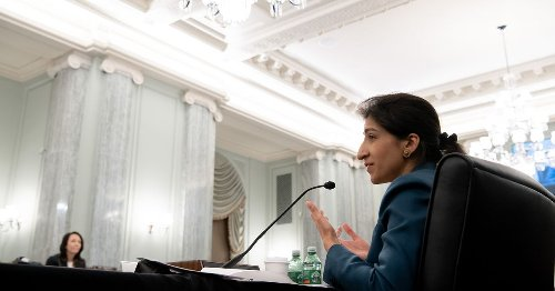 Tech antitrust pioneer Lina Khan confirmed as FTC commissioner