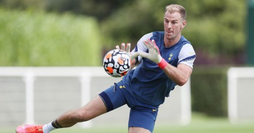 Joe Hart close to £1m Celtic switch with medical Tuesday