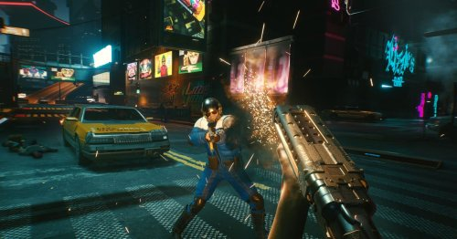 New Cyberpunk 2077 patch fixes more bugs, excessive police spawning