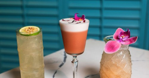 A Tropical River North Bar Takes Inspiration From India's White Sand Beaches