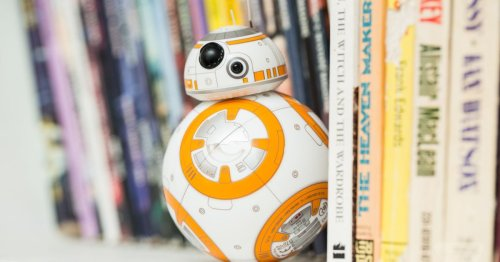 The droids of Star Wars might be more realistic than people think
