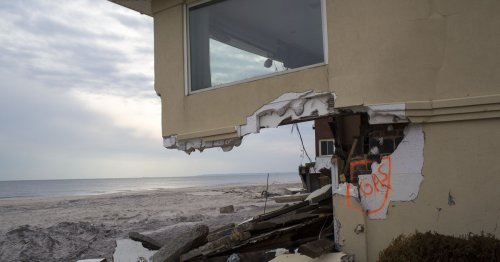 Hurricane Sandy was much worse because of climate change, study finds