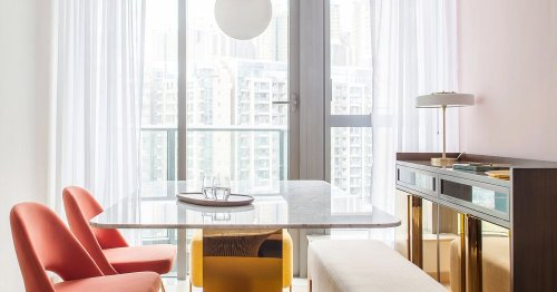 Is this the most Instagrammable small apartment ever?