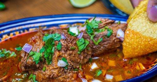 San Diego's Tacos El Cabron Debuts Birria and Corn in a Cup Near UNLV