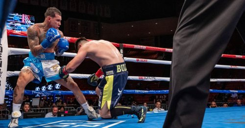 Sunday Punch: Gabriel Rosado pulls off shocking KO of highly touted prospect 'Bully Bek'