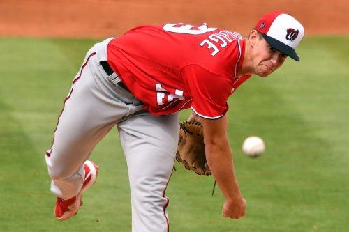 Washington Nationals' prospect Jackson Rutledge set to return to mound...