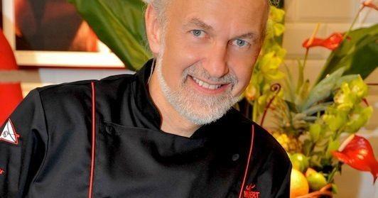 Chef Hubert Keller Steps Away From His Two Restaurants on the Las Vegas Strip