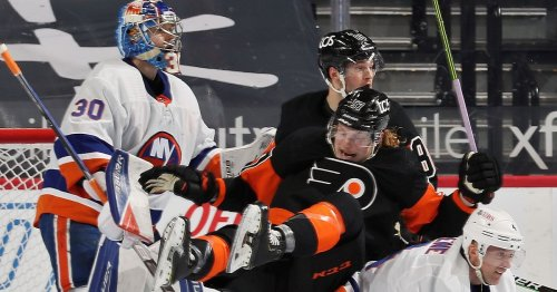 Islanders 1, Flyers 0 (OT): Sorokin steals two points with another shutout