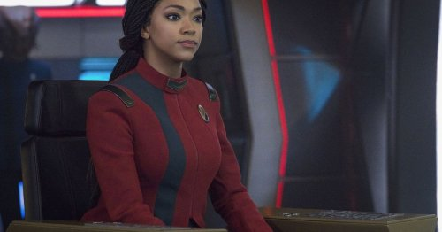 Star Trek: Discovery's season 4 trailer features the anomaly and the return of David Cronenberg