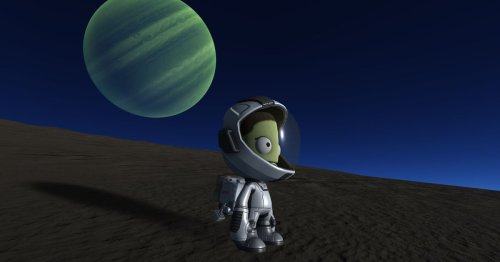 Kerbal Space Program coming to PS5 and Xbox Series X with free upgrade