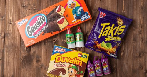 The Ultimate Guide to Mexican Snacks