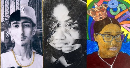 How to help students heal and reconnect? This Queens school is using art.