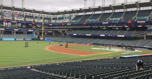 White Sox game at Indians postponed