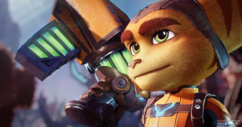 Ratchet and Clank's fidelity mode gets performance boost for 120Hz TVs