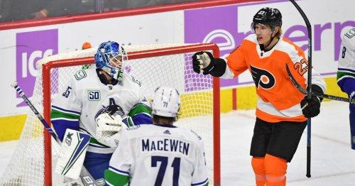 Gamethread #2: Canucks vs Flyers