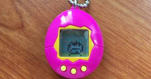 My Tamagotchi is everything that went wrong with our future