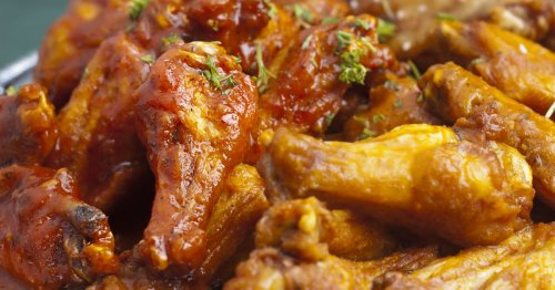 Why chicken wings cost an arm and a leg