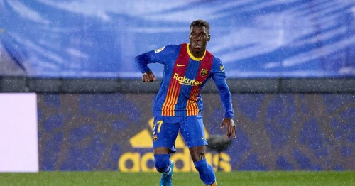Ilaix Moriba's father says youngster rejected Chelsea, Man City and Juventus to stay at Barcelona